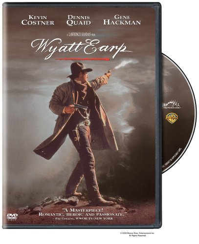 Wyatt Earp Costner Baldwin Buckley Nr