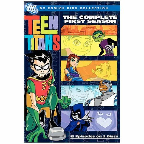 Teen Titans Season 1 DVD Nr