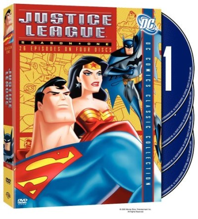 Justice League Of America Sea Justice League Of America Nr 4 DVD