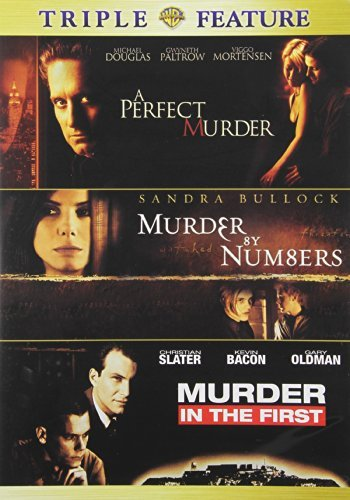 Perfect Murder Murder By Numbe Warner Triple Feature Clr Nr 3 On 1