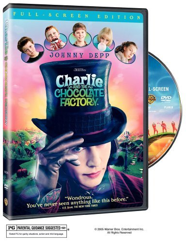 Johnny Depp Freddie Highmore David Kelly Helena Bo Charlie And The Chocolate Factory