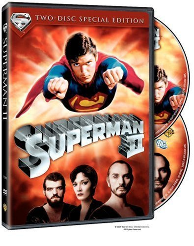 Superman 2 Reeve Kidder Hackman Beatty Co Clr Ws Nr 2 DVD Special