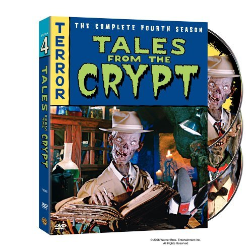 Tales From The Crypt Season 4 DVD Nr 3 DVD