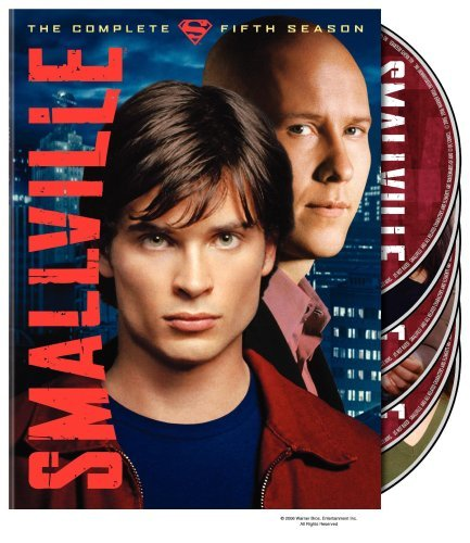 Smallville Season 5 DVD