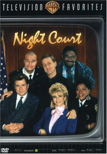 Night Court Tv Favorites DVD