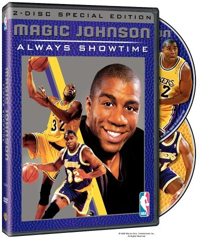 Nba Magic Johnson Nr Special Ed.