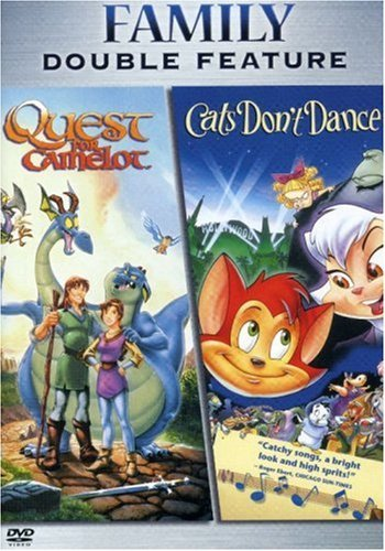 Quest For Camelot Cat's Don't Quest For Camelot Cat's Don't Nr 2 On 1