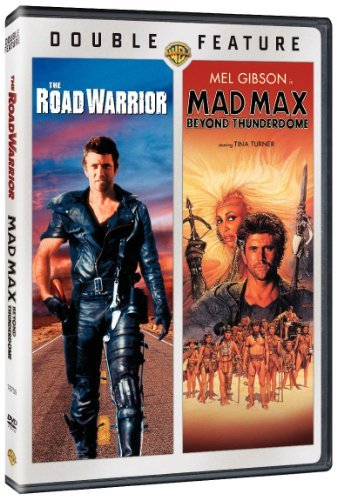 Mad Max Road Warrior Beyond Thunderdome Double Features DVD Double Feature