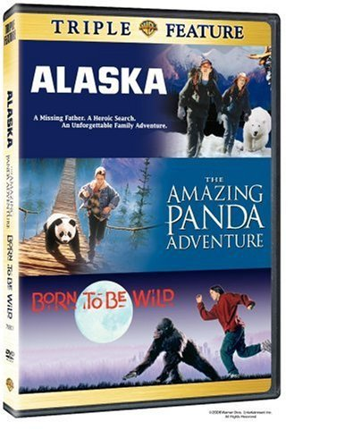 Born To Be Wild Alaska Amazing Warner Triple Feature Clr Nr 3 On 1