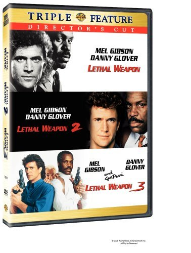 Lethal Weapon 1 Lethal Weapon Warner Triple Feature Clr Nr 3 On 1