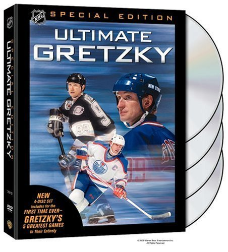 Nhl Ultimate Gretzky Nhl Ultimate Gretzky Clr Nr