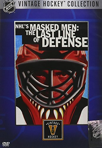 Masked Men Nhl Vintage Collection Nr