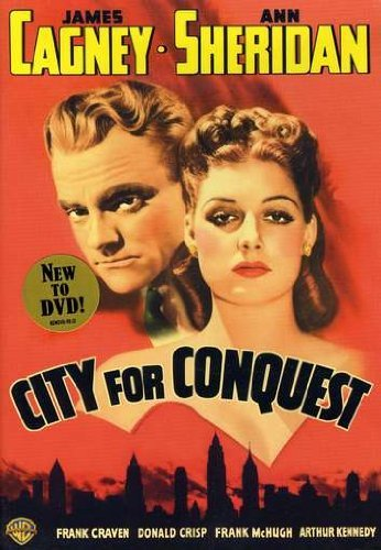 City For Conquest Cagney Sheridan Bw Nr