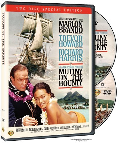 Mutiny On The Bounty (1962) Brando Howard Harris Clr Ws Nr 2 DVD Special