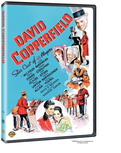 David Copperfield Barrymore O'sullivan Rathbone Bw Nr