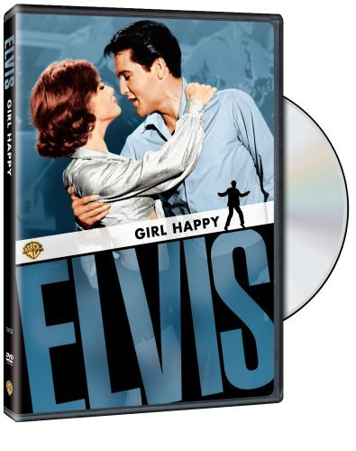 Girl Happy Presley Elvis Ws Nr