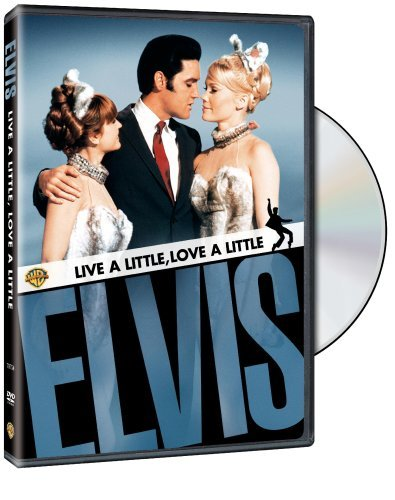 Live A Little Love A Little Presley Elvis Ws Nr