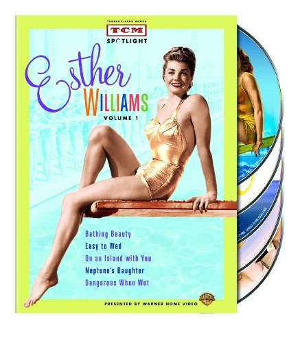 Esther Williams Vol. 1 Tcm Spotlight Collection Nr 5 DVD