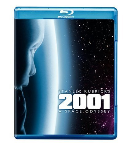 2001 A Space Odyssey Dullea Lockwood Sylvester Blu Ray Nr