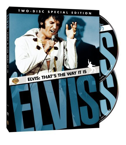 Elvis Presley Elvis That's The Way It Is 2 DVD