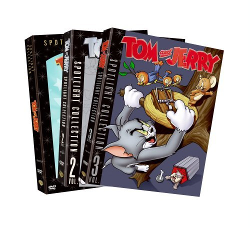 Tom & Jerry Spotlight Collecti Tom & Jerry Spotlight Collecti Nr 6 DVD
