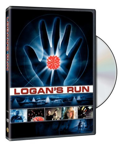 Logan's Run (1976) York Ustinov Jordan Ws Pg