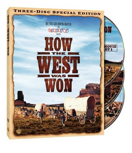How The West Was Won Wayne Stewart Peck Fonda Special Ed. G