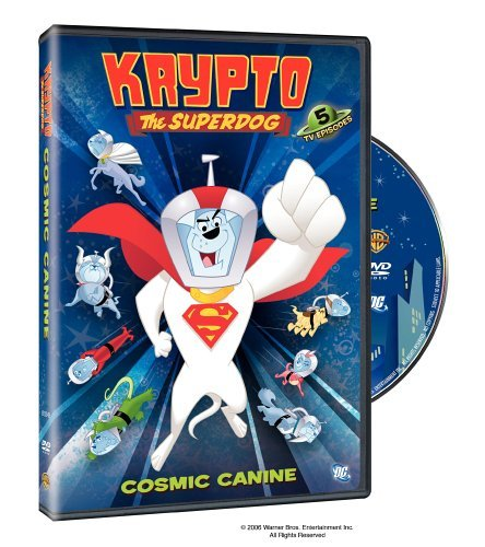 Krypto The Superdog Vol. 1 Cos Krypto The Superdog Nr
