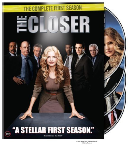 Closer Season 1 DVD Nr 4 DVD