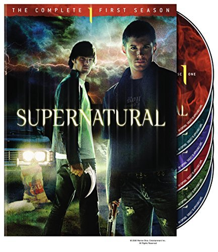 Supernatural Season 1 DVD Nr Ws