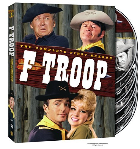 F Troop Season 1 DVD