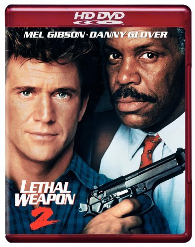 Lethal Weapon 2 Gibson Glover Pesci Ws Hd DVD Nr