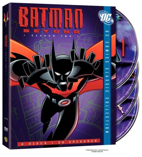 Batman Beyond Season 2 Batman Beyond Nr 4 DVD