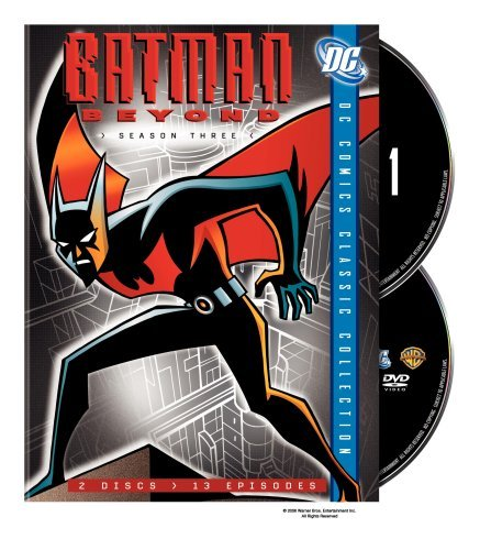 Batman Beyond Season 3 DVD Nr 2 DVD