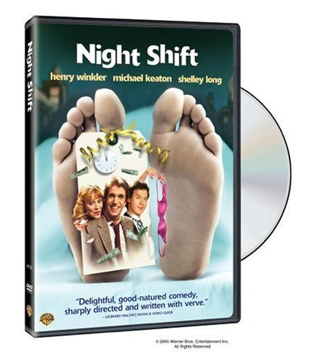 Night Shift Belzer Keaton Costner Djola Clr Ws R