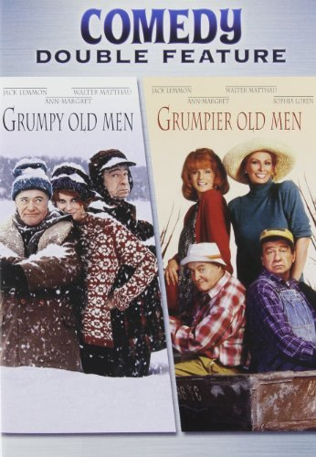 Grumpy Old Men Grumpier Old Men Double Feature DVD Pg13 Ws