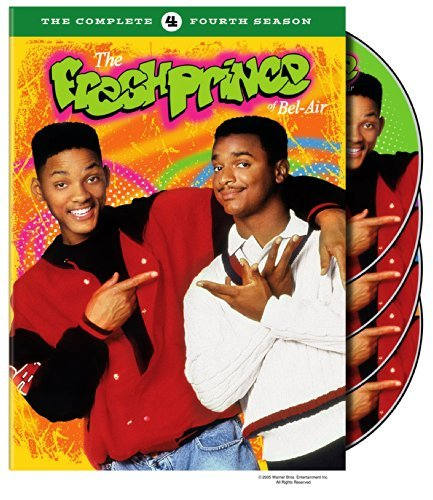 Fresh Prince Of Bel Air Season 4 DVD Nr 4 DVD