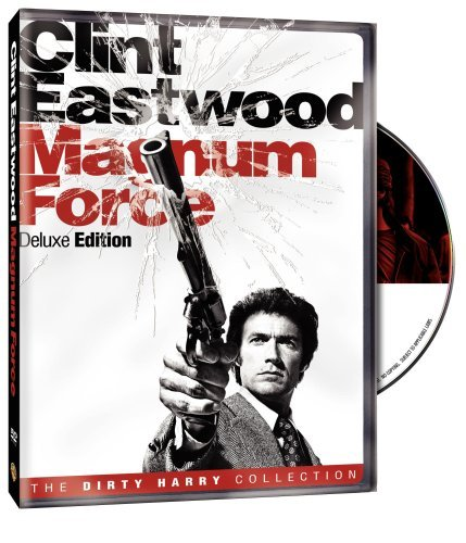 Magnum Force Eastwood Clint Deluxe Ed. O Sleeve Nr