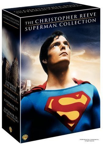 Christopher Reeve Superman Col Reeve Christopher Clr Nr 8 DVD