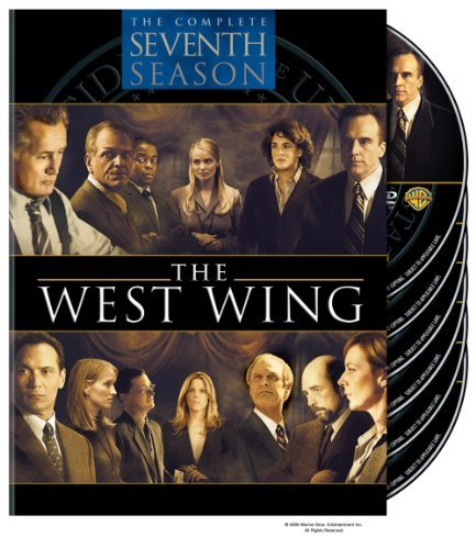 West Wing Season 7 DVD Nr 7 DVD