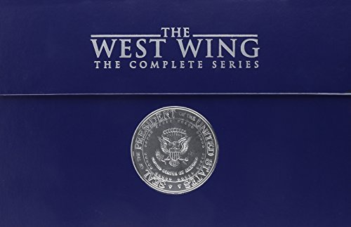 West Wing Complete Series DVD 45 Discs
