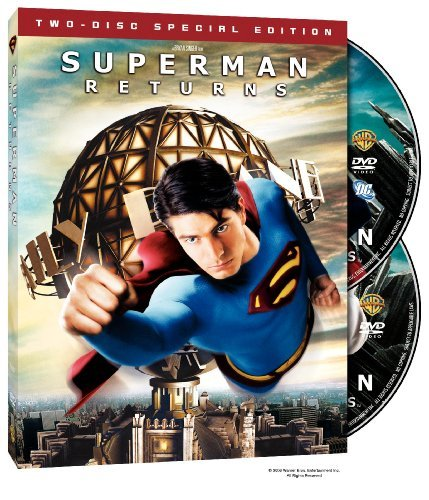 Superman Returns Routh Spacey Bosworth Pg13 2 DVD Speci