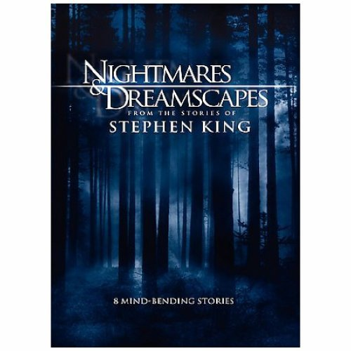Nightmares & Dreamscapes Colle Berenger Mathis Delaney Nr 3 DVD