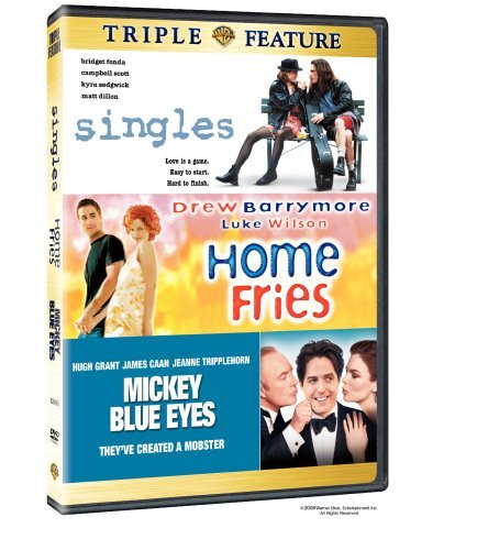 Singles Homefries Mickey Blue Warner Triple Feature Clr Nr 3 On 1