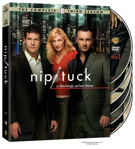 Nip Tuck Season 3 Miami Skyline Clr Ws Nr 6 DVD