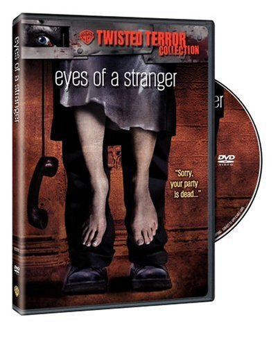Eyes Of A Stranger Peterson Leigh Ws R