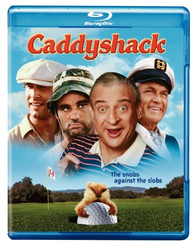 Caddyshack Murray Chase Dangerfield Blu Ray R