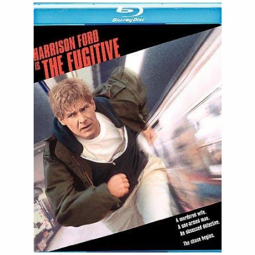 Fugitive Ford Jones Pantoliano Blu Ray Ws R