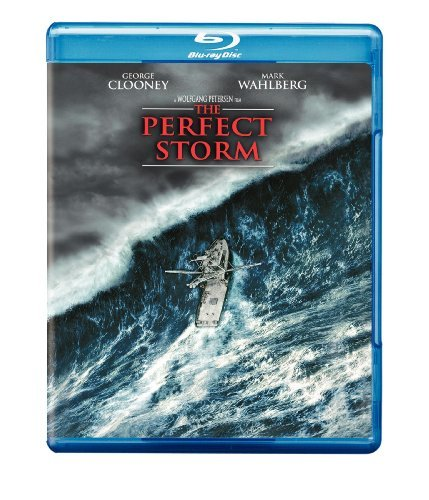 Perfect Storm Clooney Wahlberg Lane Blu Ray Ws Pg13