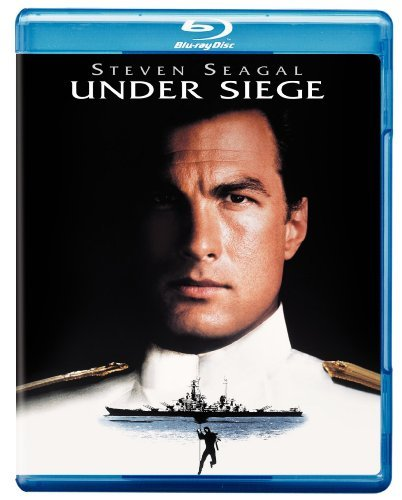 Under Siege Seagal Chapa Jones Evans Mckni Blu Ray Ws R